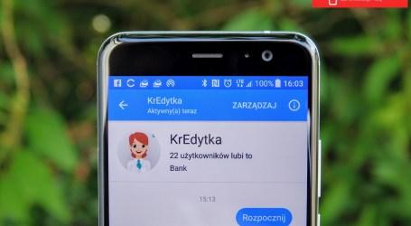 KrEdytka nie dała ze mną rady – nie wezmę kredytu w TYM banku!