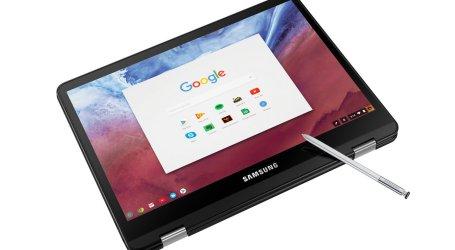 No i znowu pomyślałem o Chromebooku od Samsunga. Bo go po cichu zaktualizował…