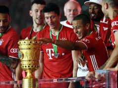 Bayern Munich dominated Bayer Leverkusen