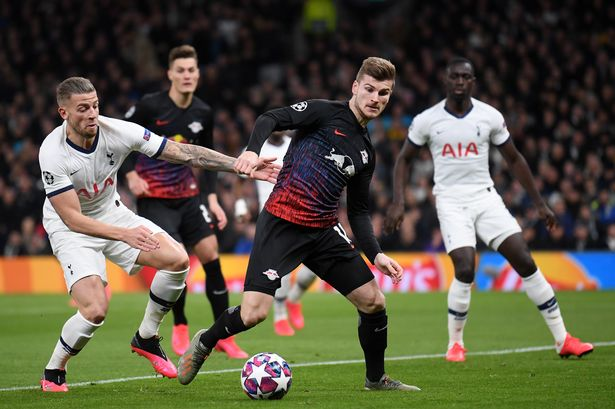 [Teams] Tottenham vs RB Leipzig: Confirmed line-ups for Champions League clash