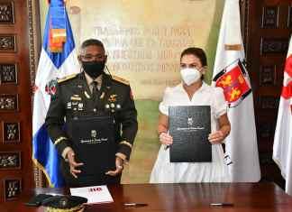 Sistema 9-1-1 firma Acuerdo de Cooperación Interinstitucional con el Ayuntamiento del Distrito Nacional