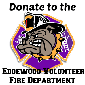 Donate to the Edgewood, Texas Volunteer Fire Department. This volunteer department is led solely by unpaid volunteers without any tax dollars from the city. We rely on the generous support of donations to invest in things like equipment, gear, and training for our small team. Click here to donate.