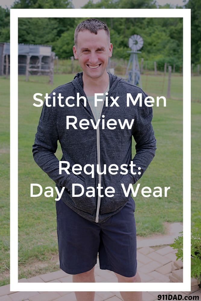 My wife signed me up for Stitch Fix Men and I am kinda digging it. This month I requested day date wear.