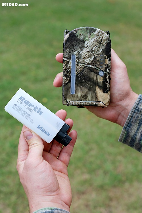 Get tech savvy with your hunting gear this season with Hunter's Kloak Mist System to conceal or attract deer.