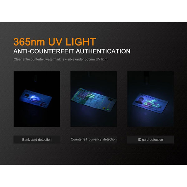 Lampe de poche Fénix LD02