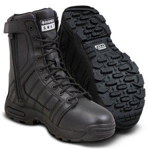 """SWAT Metro Air 9"""" Side-Zip 200 Boots"""