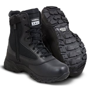 "SWAT Chase 9"" Side Zip Boots"