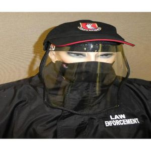 First Responder Face Shield