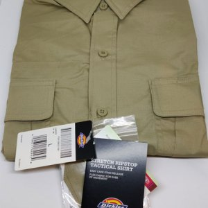 Chemise tactique Dickies