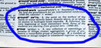 ground zero dictionary_1820