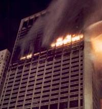 One Meridian Plaza fire