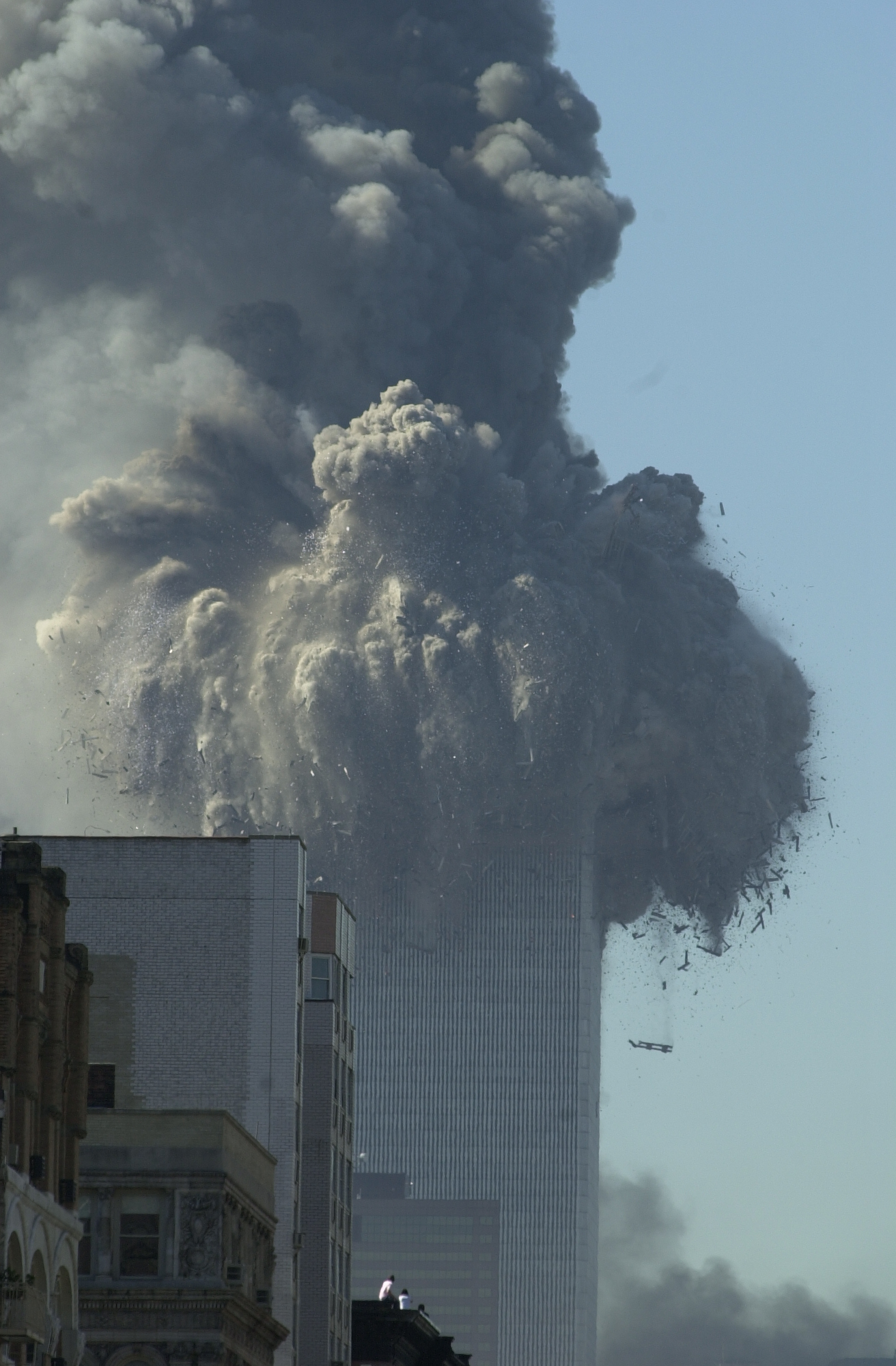9 11 Research North Tower Exploding