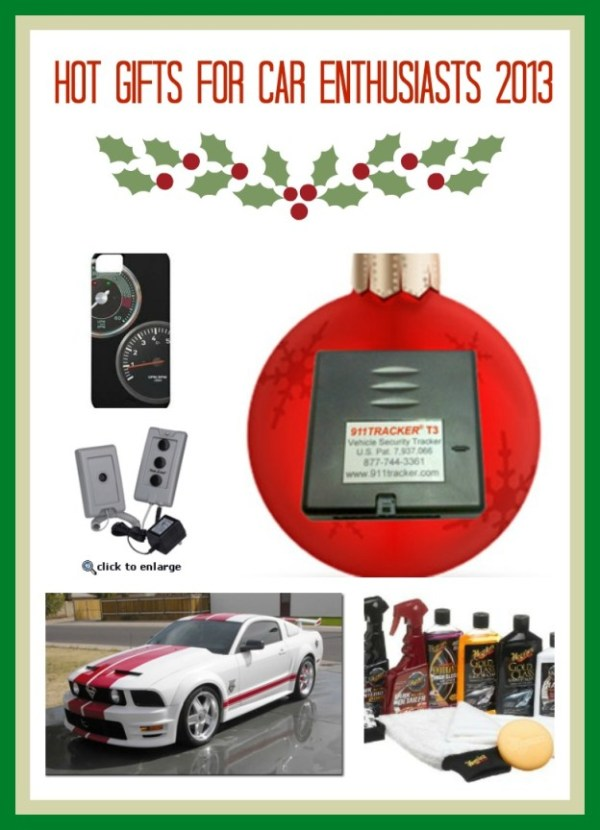 Christmas Gifts For Car Enthusiasts | Christian Religious Home