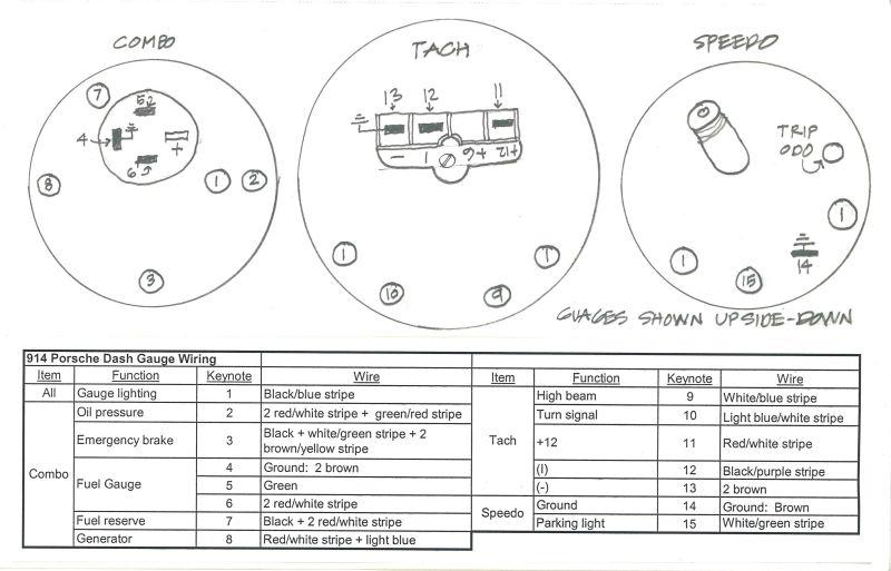 914World.com > Gauges Wiring Diagram Help