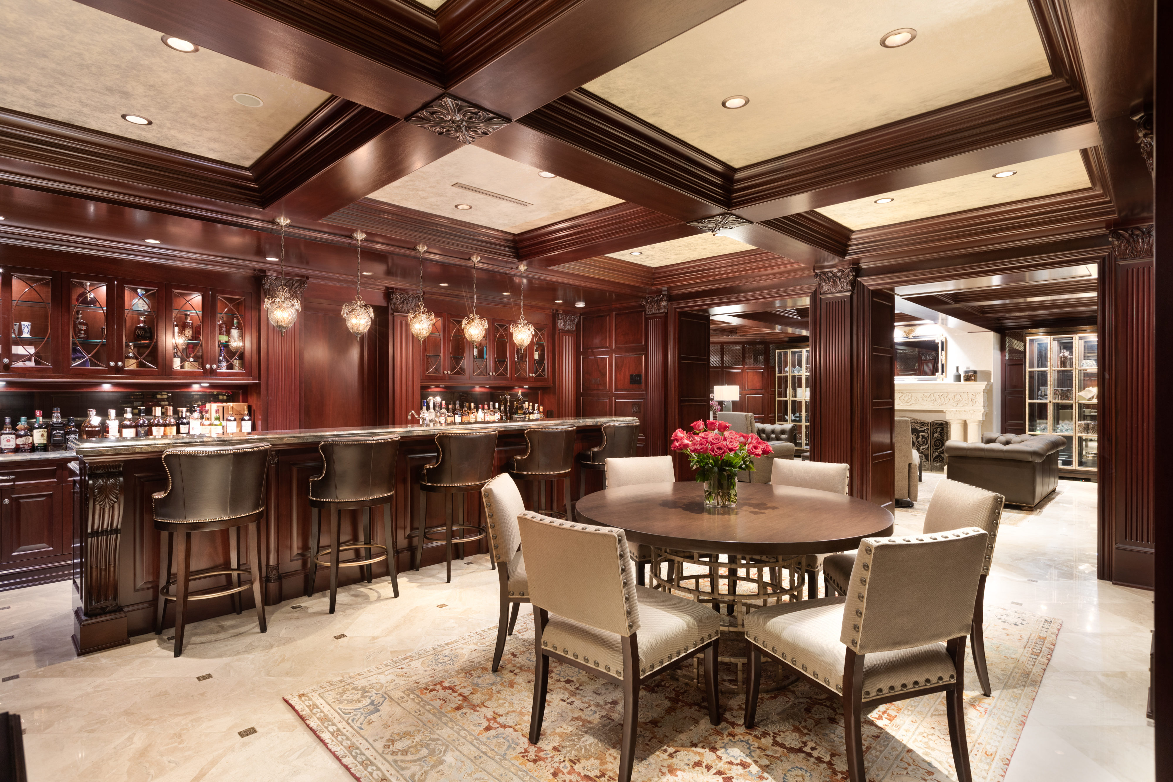 The Thompson House Luxury Real Estate
