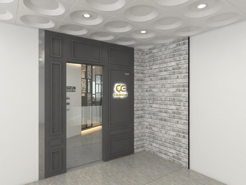 사무실파사드 인테리어 office facade design