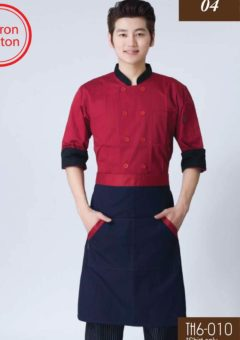TH6-010 Chef Uniform