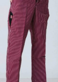 TH6-570 Men's Long Pants Red