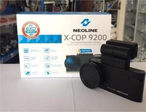 Видеорегистратор-гибрид NEOLINE X-COP 9200