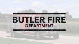 BUTLER FIRE DEPARTMENT SAVE BRANDON CHOICE