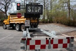 MODOT AUTOMATED FLAGGER TRUCK PIC