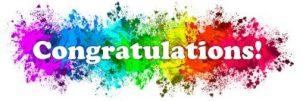 congratulations paint