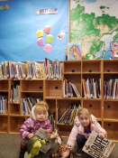 library kids