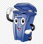 trash can cartoon pic