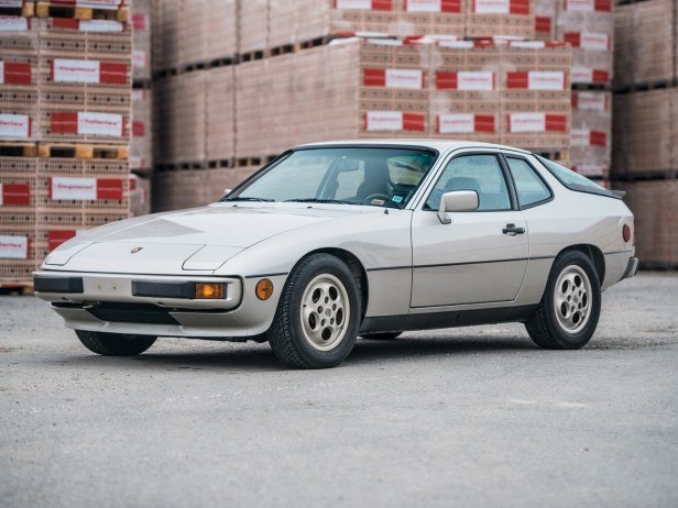 Porsche 924S Hagerty Article