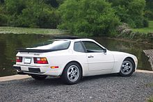 white Porsche_944_Turbo