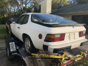 """476faaab476f Here at 924S944.com we are always looking for cars that we can """"rescue"""" and  keep from becoming a source for someone else s project – a parts car."""