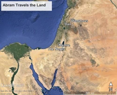 Abram Travels