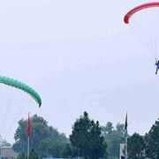 Passing out parade of 26th Basic Airborne Course at Risalpur