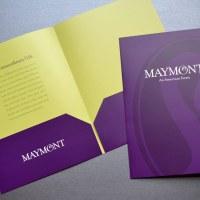 Maymont Pocket Folder