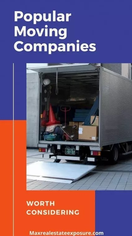 Moving Companies Local