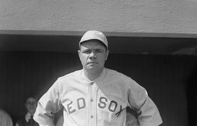 never give up, resilience, babe ruth, sports coach, bouncing back from injury