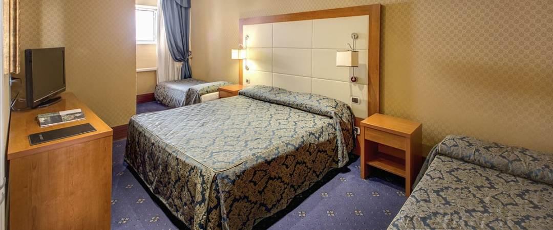 939 Hotel Camera Quadrupla