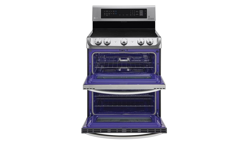 Double Oven Electric Range To Best Double Oven Electric Range Review 2018 The Ultimate Guide