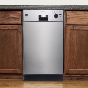 EdgeStar stainless steel dishwasher