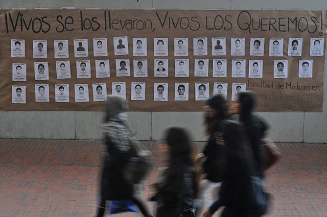 Las escuelas se mantendrán en paro por 48 horas en solidaridad con los normalistas de Ayotzinapa; habrá marchas en algunos estados del país.