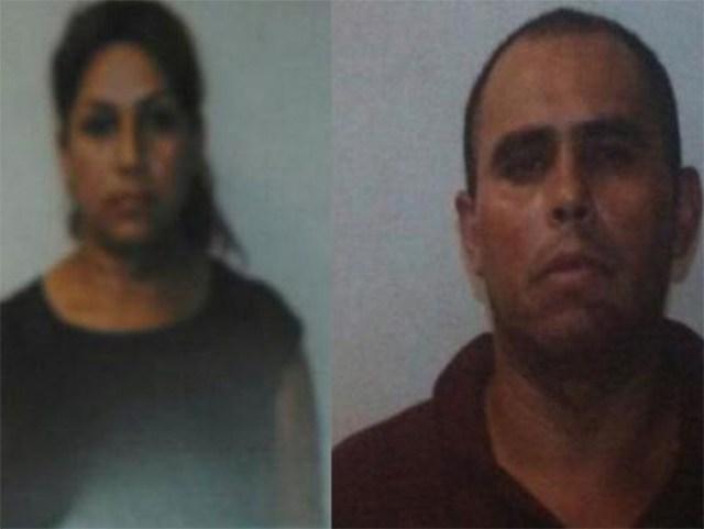 Alma Delia Chávez Guerrero y Yahir Alfredo Sandoval