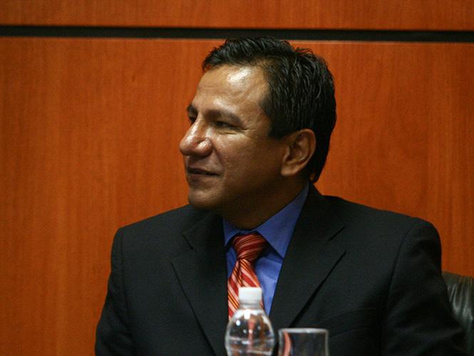 Lázaro Mazón, ex secretario de Salud del Estado de Guerrero