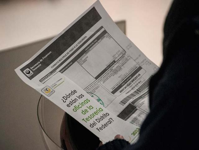 El GDF condonó los adeudos del Impuesto Predial al cien por ciento a los inmuebles constituidos bajo la modalidad del Régimen de Propiedad en Condominio. Foto Cuartoscuro/ Archivo