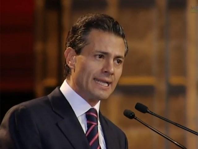 Dijo que una vez que se designe al sucesor de Ángel Aguirre, el gobierno federal estará colaborando con la nueva administración para restaurar a cabalidad el orden y el desarrollo social en todo el estado de Guerrero.
