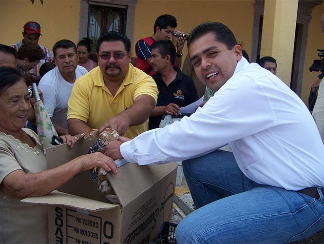 José Luis Madrigal Figueroa, edil de Numarán, colaboraba presuntamente con la delincuencia organizada.