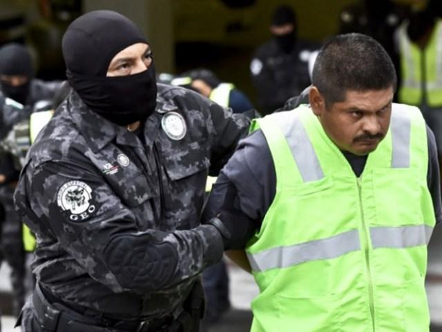 Sidronio Casarrubias Salgado, líder del grupo criminal 'Guerreros Unidos'