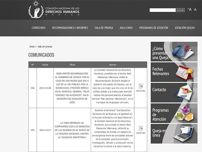 La CNDH solicitó emitir una circular por la que se exhorte al personal médico a entregar copia de la certificación y recertificación que tramiten ante los Consejos de Especialidades Médicas.