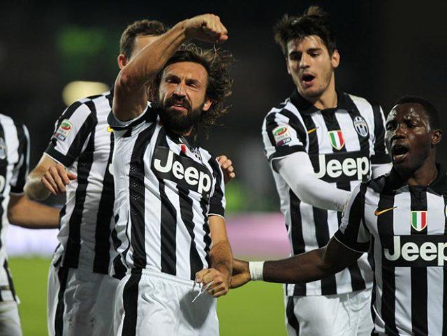 Juventus es líder único en Italia; Roma se rezaga