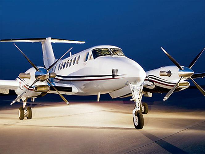 """Aeronave de Patrulla y Vigilancia Marítima, clase """"King Air 350 ER"""""""
