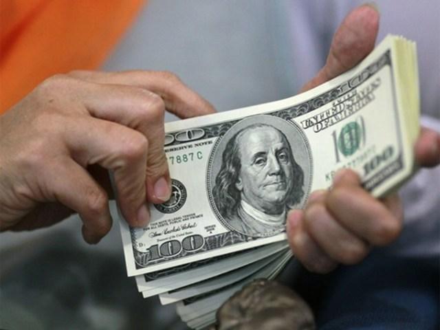 Los bancos del Distrito Federal registraron la venta del dólar libre hasta en 14.05 pesos. Foto: Reuters
